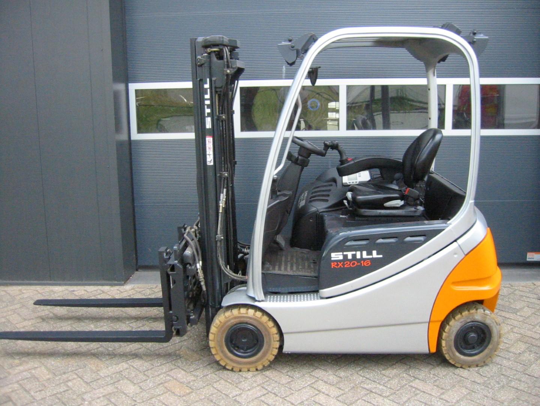 STILL RX 20-16P