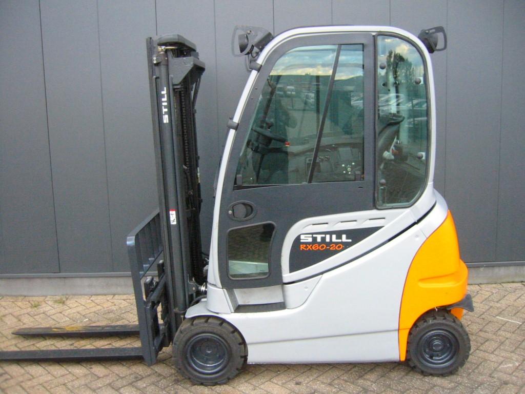 STILL RX 60-20